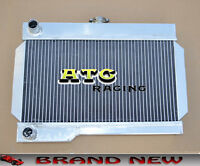 3 Core All Aluminum Radiator For Rover Mg Mgb Gt Mt