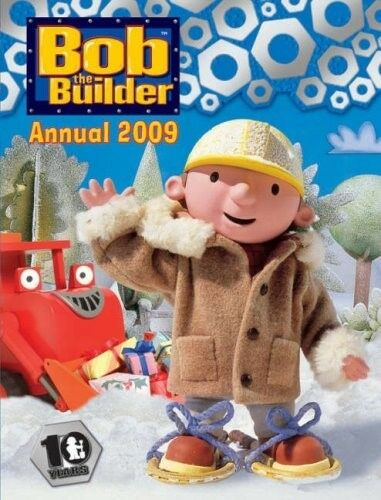 1 of 1 - Good, Bob the Builder Annual 2009, , Book