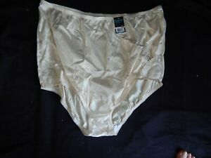 Vintage VANITY FAIR Pettipants Silky Nylon Granny Bloomers Size 7 NWT NOS