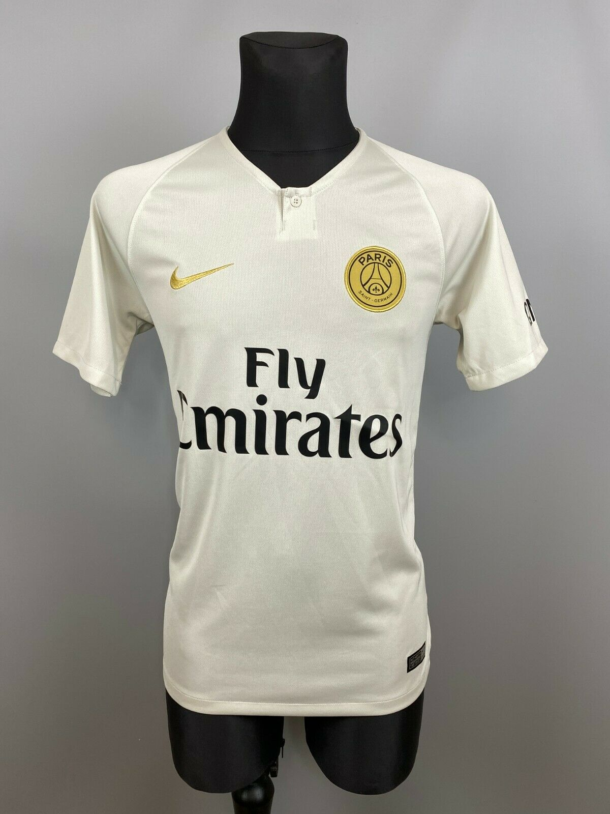 Maillot PSG 2013//2014 away player issue stock joueur BNWT XL