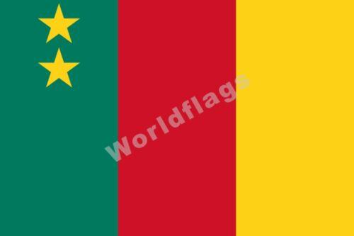 Cameroon Flag 5X3FT Historical National State Deutsch-Kamerun British Ambazonia