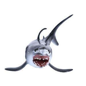 Children-Toy-Shark-Arctic-Animals-Model-Figurine-Collection-Kid-Learning-Toys-6A