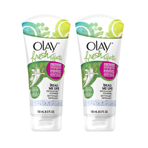 2x-Olay-Fresh-Effects-Bead-Me-Up-Exfoliating-Cleanser-Honeysuckle-6-5-oz