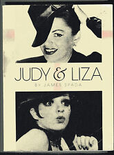 LIZA MINNELLI  Lot of 3 Judy & Liza Book Liza in Concert program tear sheet
