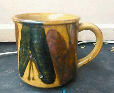 Vintage Glazed Stone Mug