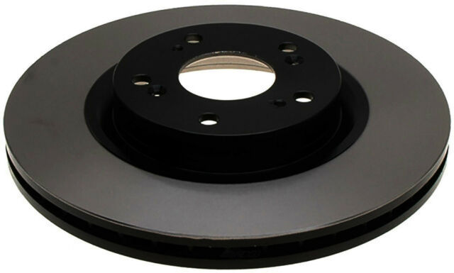 Disc Brake Rotor-Coated Front ACDelco Advantage 18A2334AC