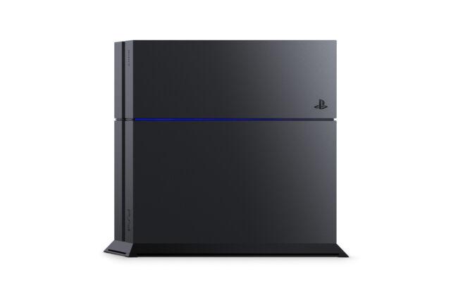 Sony PlayStation 4 Slim 1TB Jet Schwarz Spielkonsole