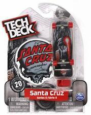 New Tech Deck SANTA CRUZ Skateboards Fingerboards Ultra DLX 4 Pack KNOX DRESSEN