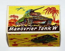 Reprobox für den Gescha Manövrier-Tank Nr. 65-4-W