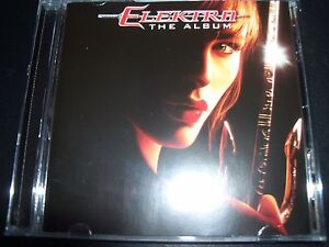 Elektra-The-Album-Original-Soundtrack-Australia-CD-Like-New