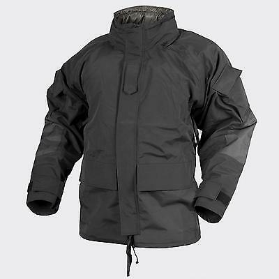Helikon Tex GEN II ECWCS Outdoor Cold Wet weather Jacke Black Medium Regular
