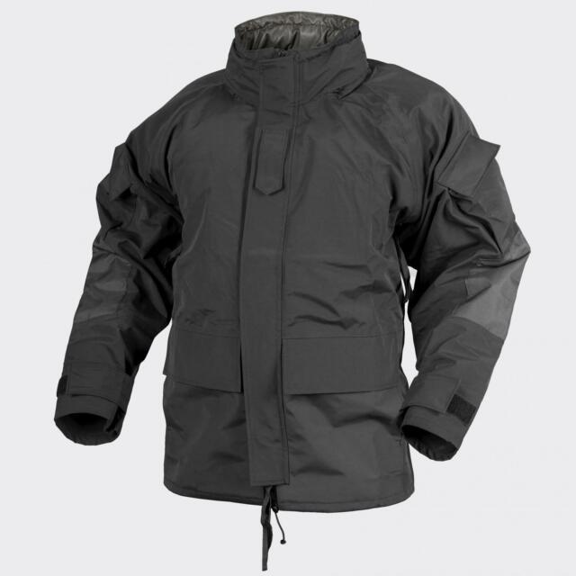Helikon Tex US GENERATION II Army ECWCS Cold Wet weather Jacke Jacket black  L