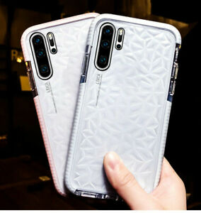 Shockproof-Soft-Clear-Phone-Case-Soft-Bumper-Cover-for-Huawei-P30-P40-Lite-Pro