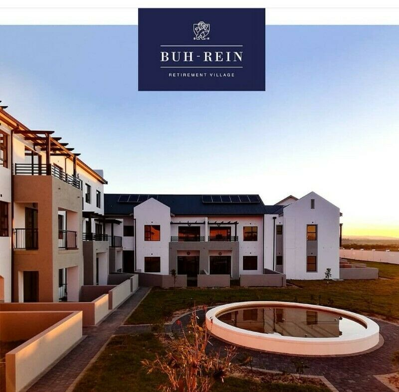 Buh-Rein Retirement Village  - Phase 2 Launching Now - From R1 159 900