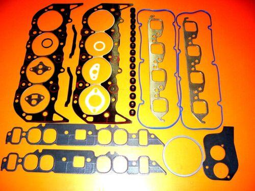 1991-1995 FITS CHEVY SUBURBAN  C1500 C2500 C3500 K3500 454 7.4L HEAD GASKET SET