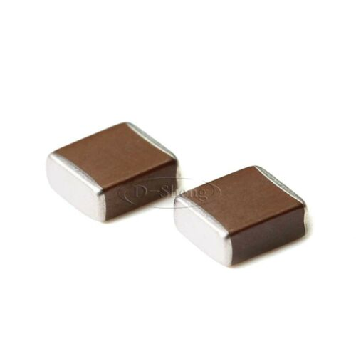 10 x SMD//SMT 2220 Capacitors 100uF 50V 107M X7R Ceramic Capacitors