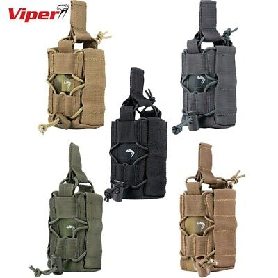 Army Military Webbing Bag Case Carrier Airsoft Paintball New MOLLE Admin Pouch