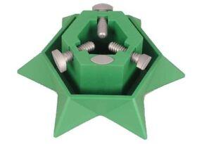 Support-Plastique-Pour-Sapin-De-Noel-Avec-Systeme-De-Serrage-Et-Reservoir-D-eau