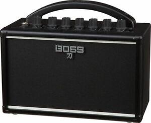 2019 Nouveau Style Boss Katana-mini Amplificateur De Guitare-afficher Le Titre D'origine