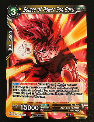 Son Goku P-066 PR National Championship 2018 Dragon Ball Super TCG NEAR MINT