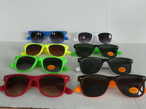 ec3c892400a Image is loading Rayflector-Classic-Modern-Wayfare-Sunglasses-Rubber-Matt -Asstorted-