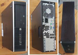 PC Ordinateur HP 8200 Intel i5 vPro 8Go RAM SSD W10 Pro 64bits unité centrale