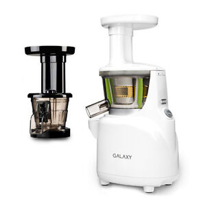 Slow Juicer Nuc : New NUC Galaxy NNJ 1125JM Slow Juicer Juice Extractor Chopper EMS Express eBay