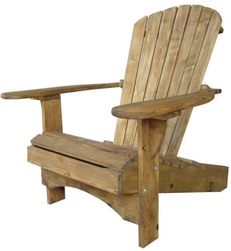 "Adirondack chair /""comfort/"" Old Style"