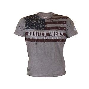 GORILLA-WEAR-USA-Bandera-Camiseta
