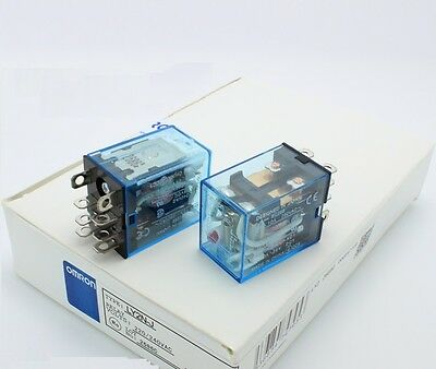 1pcs Relay Omron LY2NJ 12V DC Small relay 10A 8PIN Coil DPDT new L8