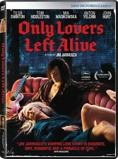 Only Lovers Left Alive 043396440784 (DVD Used Very Good)