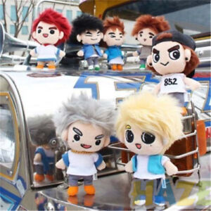 KPOP-GOT7-Dream-Knight-Character-Doll-Peluche-Suave-JACKSON-MARK-JR-BAMBAM-Fun