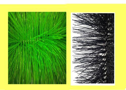 FILTRO Spazzole Set 7 X e sottili 7 x grezzo 50 cm di lunghezza ø15 cm koiteich Stagno Filtro