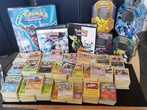 lot de 50 cartes française Pokémon toute collection !