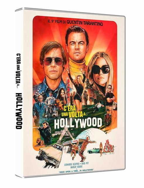 Dvd C'Era Una Volta A ..Hollywood - (2019) ......NUOVO