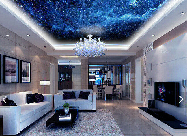 3D Skyline Starry Sky 85 Wall Paper Wall Print Decal Wall Deco AJ WALLPAPER