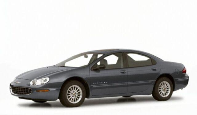 2001 Chrysler 300m Lhs Concorde Interpid Service Manual Engine 2 7l  3 2l  3 5l