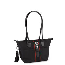 Hedgren Casual Chic Meg S Small Tote Bag -Black-NWT