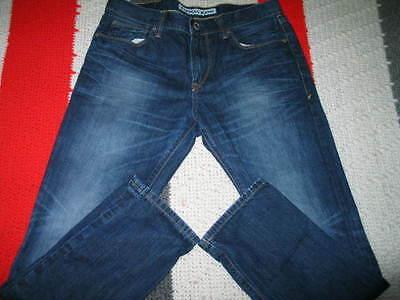 Capace Express Jeans Uomo Rocco Slim Gamba Skinny W 32 L 32 Ad Ogni Costo