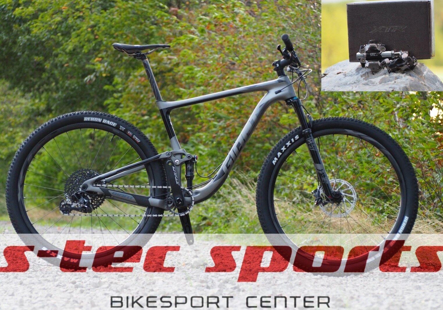Shimano Xtr PD-M9100 Juego de Pedales para Gigante Anthem, Bicicletas 2019