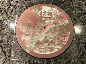 The Cramps Off The Bone 3d Picture Disc Limited Ebay