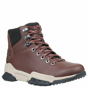 Men's Timberland  CITYFORCE FUTURE  Full Grain Leather Hiker Boots A1QZD Brown
