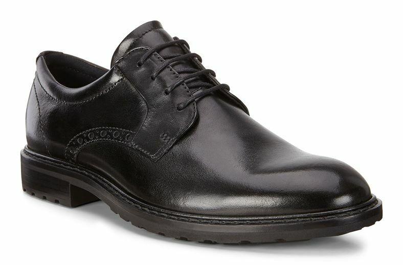 ECCO uomo VITRUS DRESSY OXFORD LACE scarpe