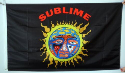 Ska Punk Grudge Alternative Sublime Sun 3/'x5/' flag banner