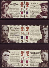 GREAT BRITAIN 2006 VICTORIA CROSS  SET IN PAIRS FINE USED
