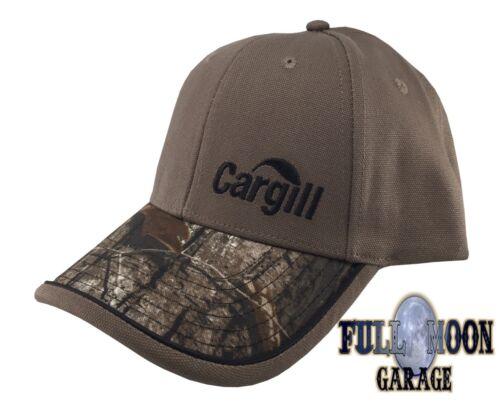 New Cargill Agricultural Trucker Vintage Farm Mens Cap Hat