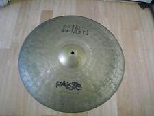 "20"" Paiste Sound Formula Heavy Ride Cymbal 2950g Paiste Signature Alloy"