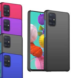 Pour-Samsung-Galaxy-A51-Case-Ultra-Slim-Coque-Arriere-Dur-Armour-Hybride-Housse