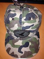 Duck Dynasty Camouflage Hat Military Design Fits All
