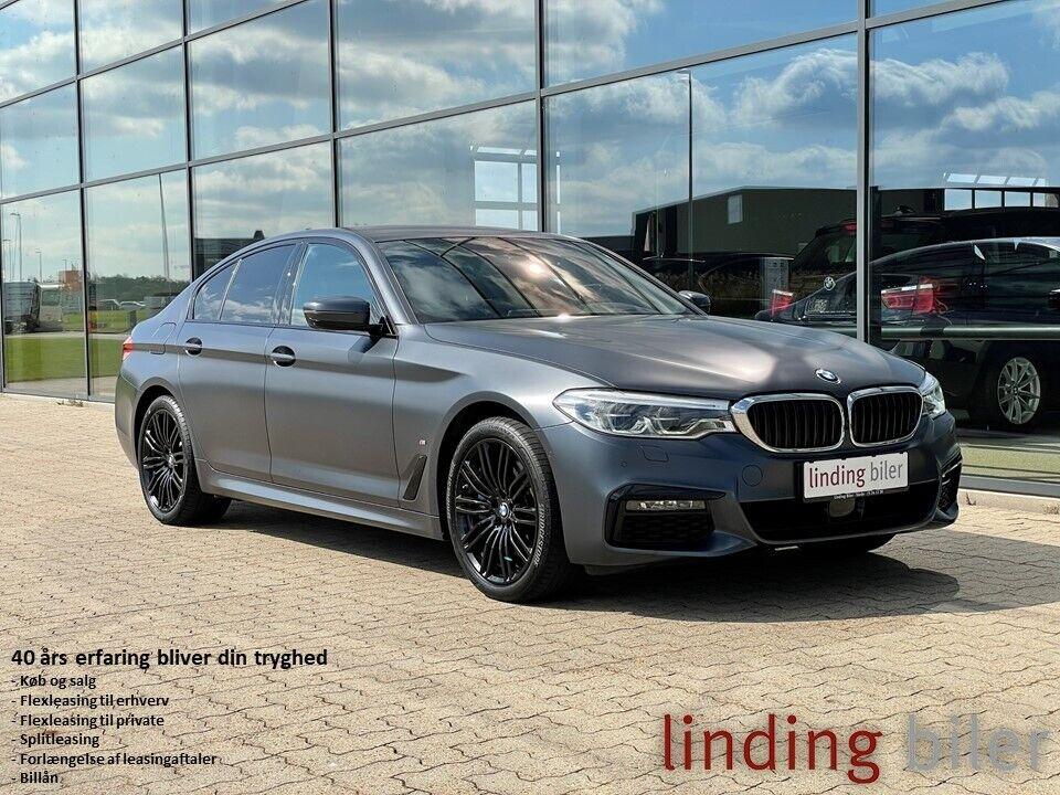 BMW 530e 2,0 M-Sport aut. 4d - 599.900 kr.
